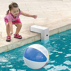 alarme de détecteur de chute dans la piscine