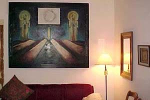 fixer un tableau au mur