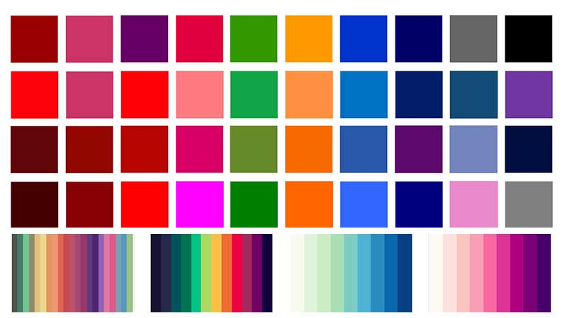 outil choix de couleurs