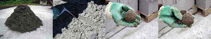 comment faire le mortier nécessaire pour maçonner des parpaings